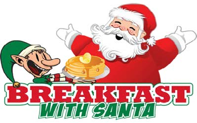 Breakfast with Santa 2017 Order Form